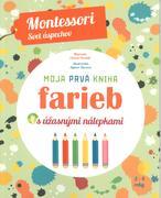 Moja prvá kniha farieb