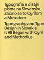 Typografia a dizajn písma na Slovensku