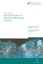 The effectiveness of electronic monitoring in Korea