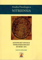 Kánonické vizitácie Nitrianskej diecézy do roku 1831