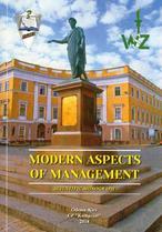 Modern aspects of management