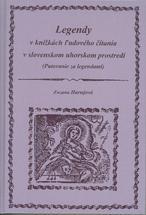 Legendy v knižkách ľudového čítania v slovenskom uhorskom prostredí